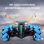 gesture controlled rc stunt car