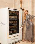 Champagne Vending Machine