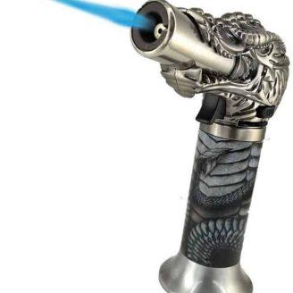 Dragon's Breath Blue Flame Torch