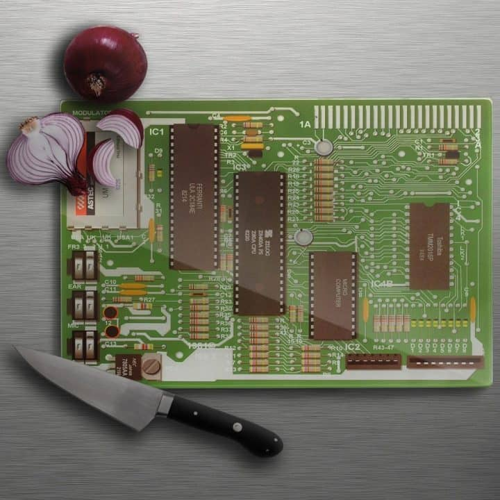 Motherboard Cutting Board