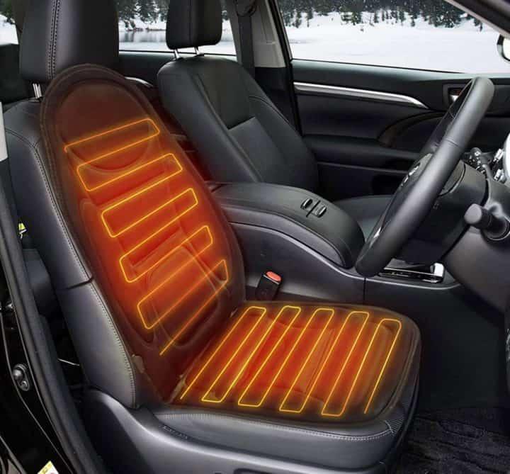 heated car seat cushions