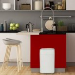 Self-Sealing and Self-Changing Kitchen Trash Can