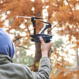 falcon bicopter drone