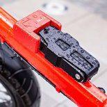 Folding Biometric Bike Lock 5