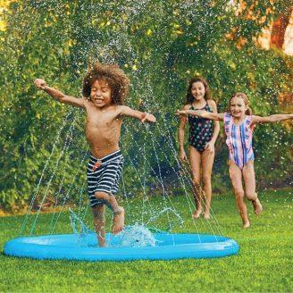Inflatable Splash Sprinkler Pad