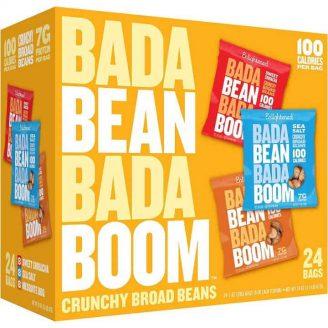 Fava Bean Snack