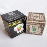Dollar Bill Rubik's Cube