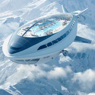 Luxury Blimps superyacht