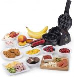 stuff with anything you like, fruits, veggies or meats