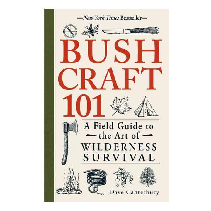 Wilderness Survival Guide Book Cover