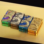 multi-colored casing