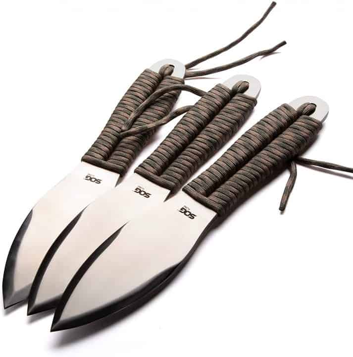 Knife Throwing Set