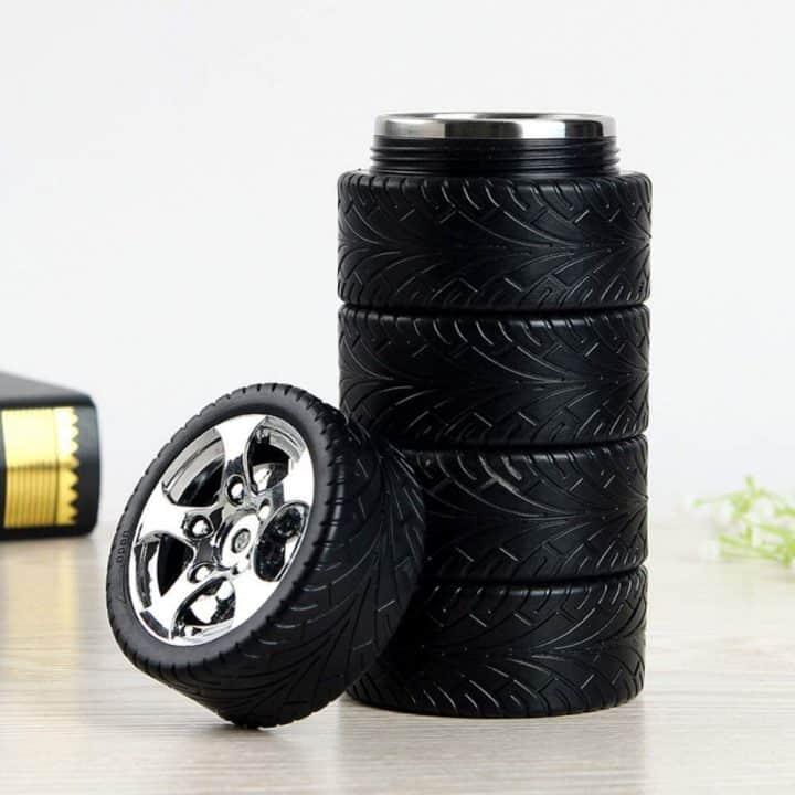 Tire Water Bottle
