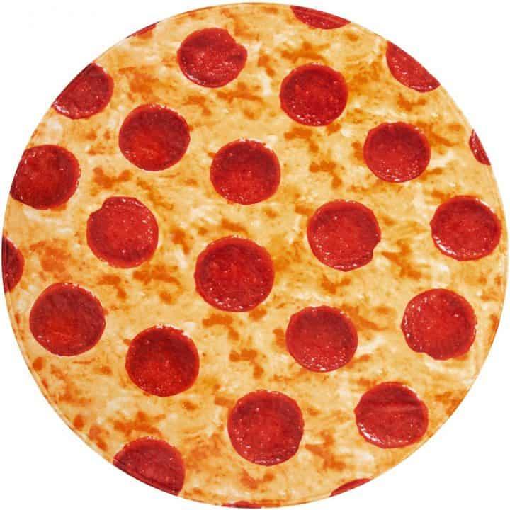 Pizza Throw Blanket