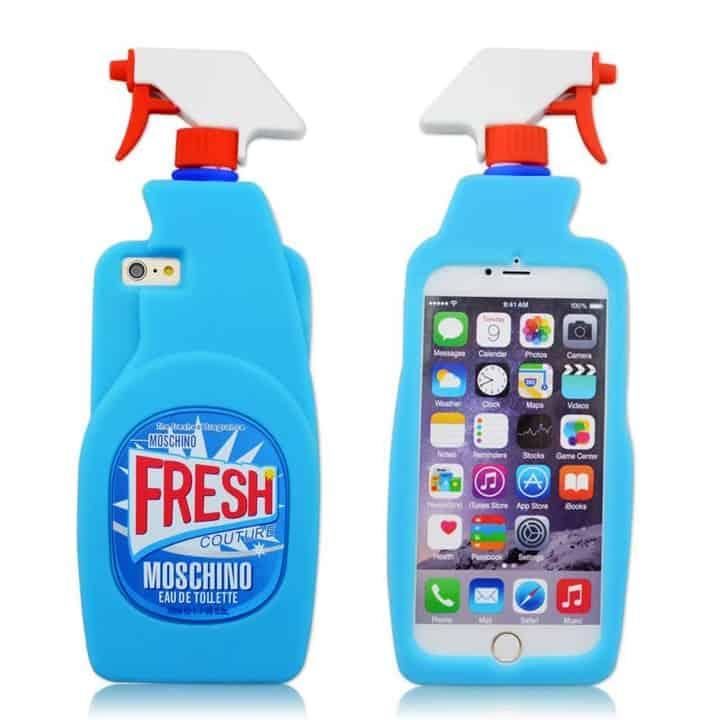 Spray Bottle iPhone Case