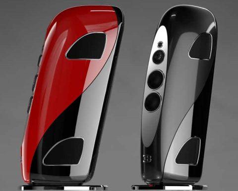 Bugatti Royale Speakers