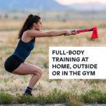 powerful leg workout