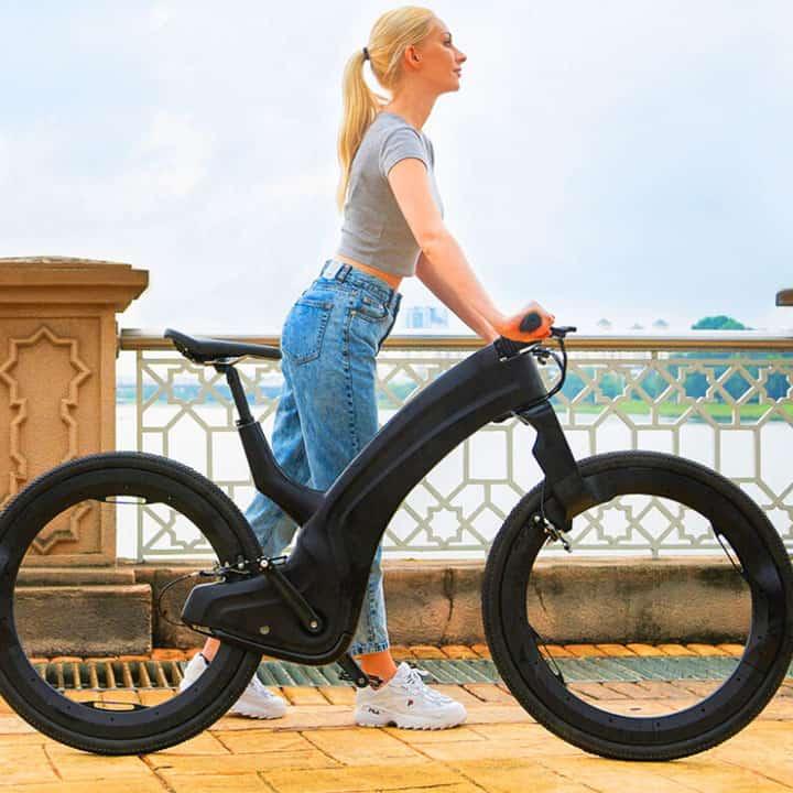 Reevo The Hubless E-Bike