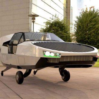 CityHawk VTOL Flying Car