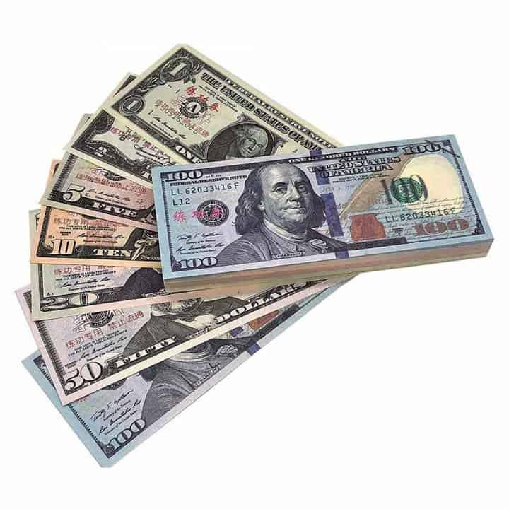 Fake Money Game