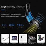 Northfan Portable Air Conditioner Necklace5