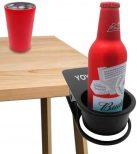 Table Desk Side Clip Drink Holder4