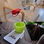 Table Desk Side Clip Drink Holder5