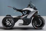 BMW Electric Adventure Motorcycle Concept2