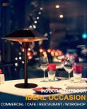 Outdoor Tabletop Infrared Heat Lamp4