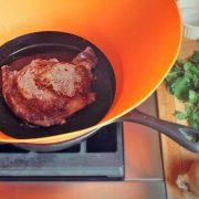 Silicone Splatter Guard For Frying Pan