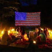 Giant American Flag String Lights2