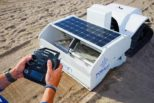 BeBot is a RC Robot that Can Clean 3,000 sqm of Beach in an Hour2