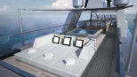 The Silver Edge 260-Foot Superyacht Has The Appearance of a Navy Frigate4